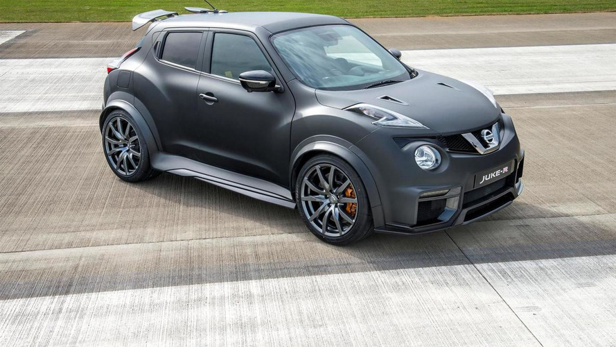 Nissan unleashes Juke-R 2.0 with 600 PS
