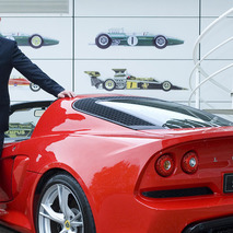 U.K. Sportscar Company Lotus Appoints New CEO