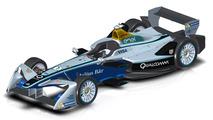 La Formule E s'offre un nouveau look