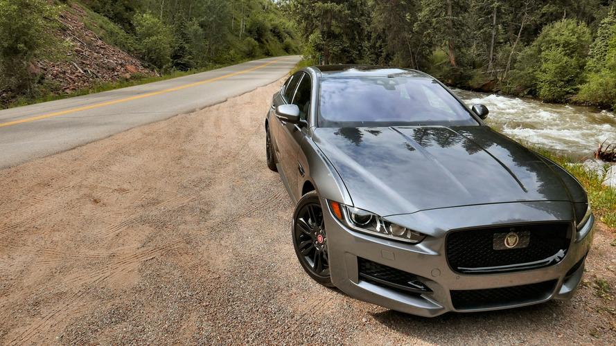 First Drive: 2017 Jaguar XE