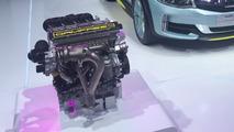 Qoros Qamfree engine