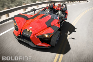 Why Texas Banned the Three-Wheeled Polaris Slingshot
