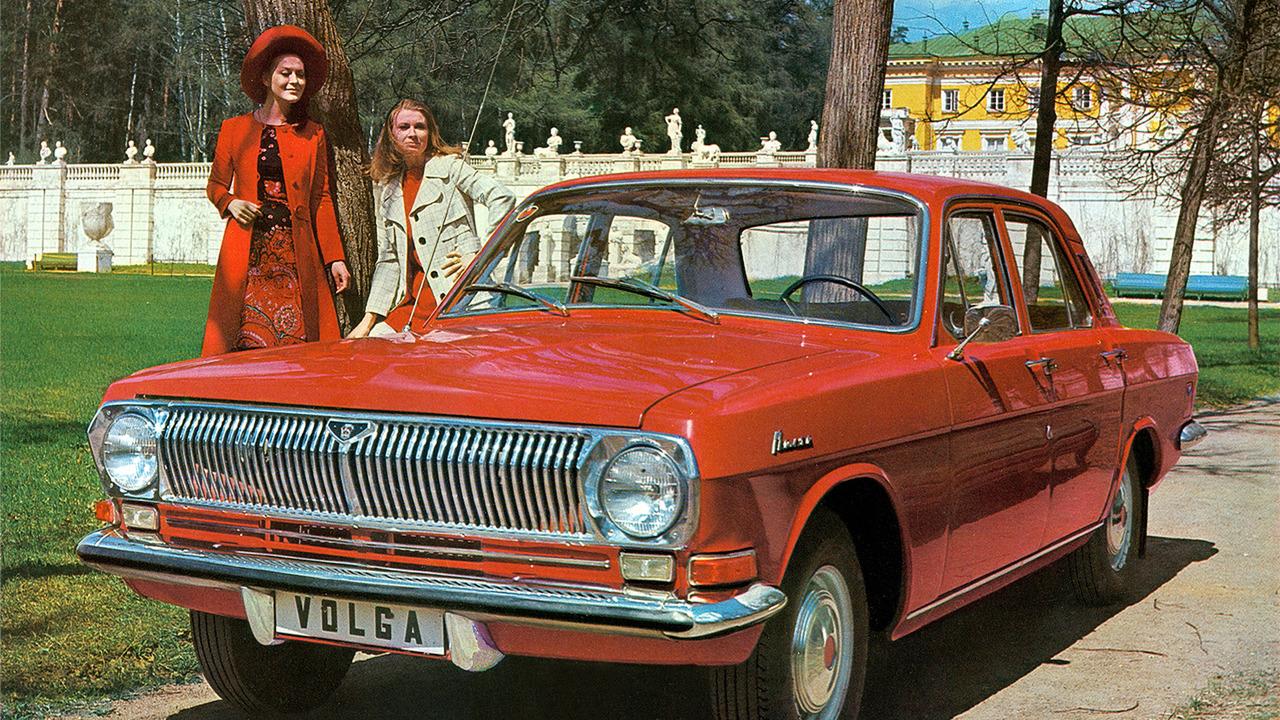 Обои советские автомобили на рабочий стол