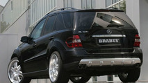 New Mercedes M Class by Brabus