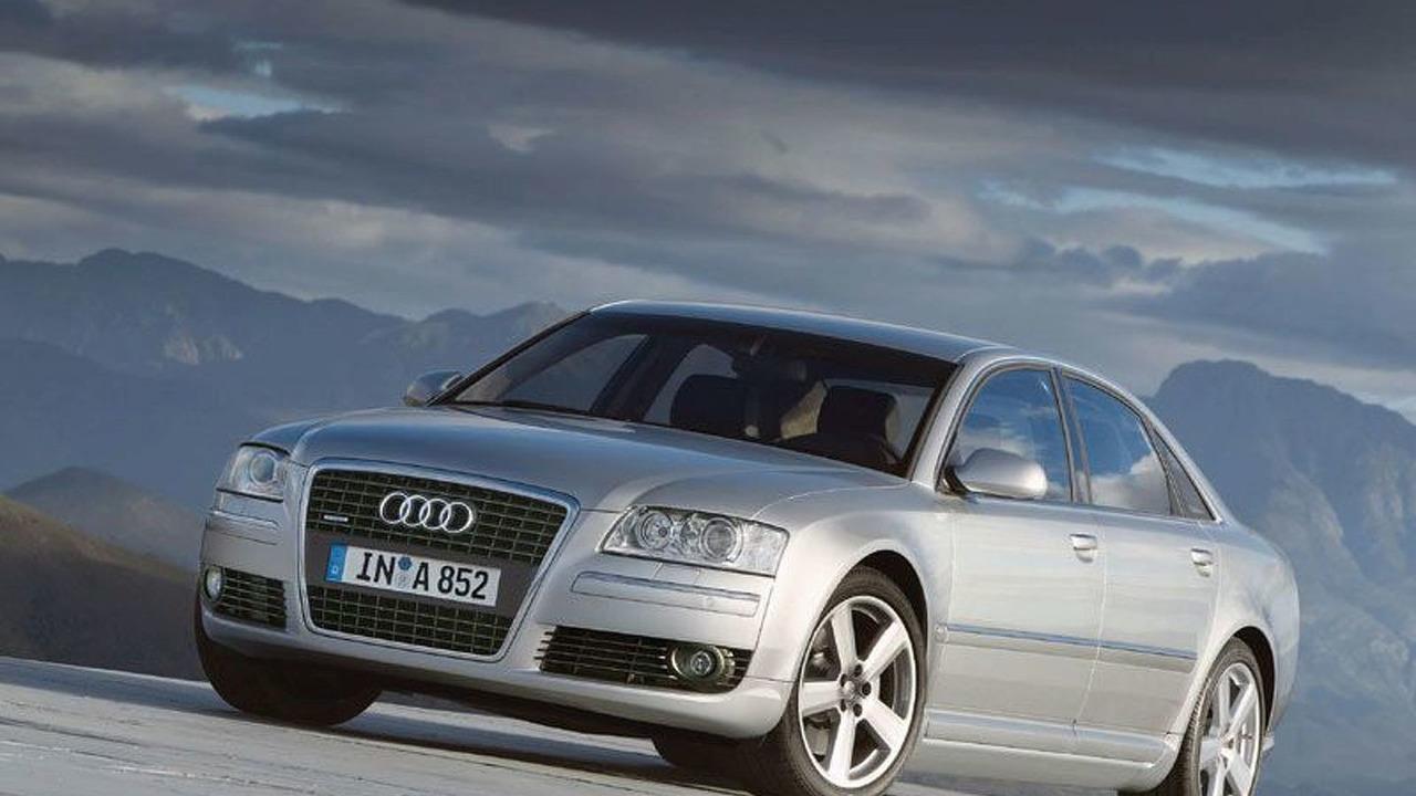 Audi A8 4.2 TDI quattro