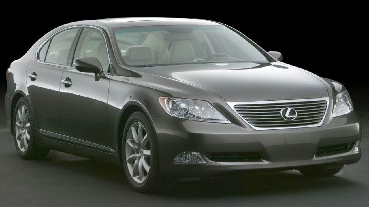 Fourth-Generation Lexus LS 460