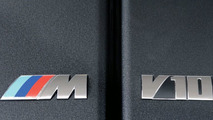 New BMW M6 (UK) - V10 Engine