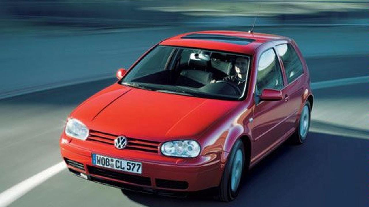 VW Golf FSI