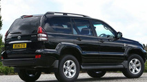 Toyota Land Cruiser Invincible