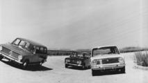 SEAT 124 y SEAT Ateca: 50 años de diferencia