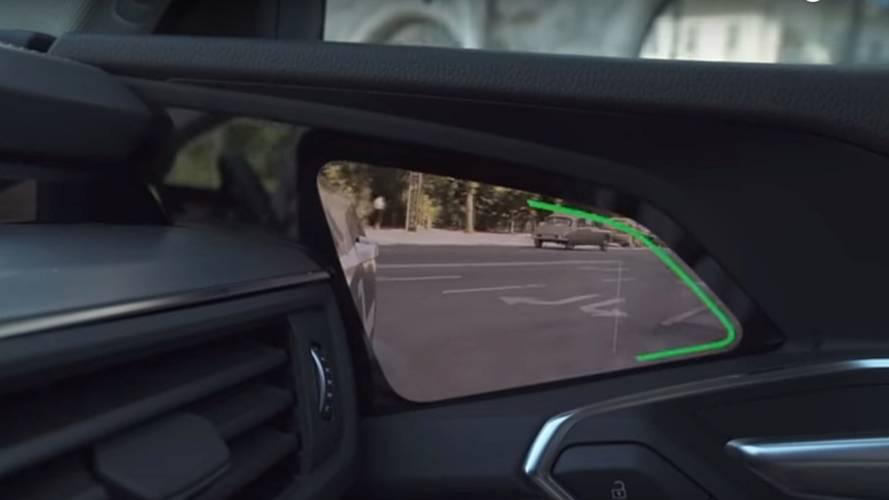 VIDÉO - Audi présente les rétroviseurs virtuels de l'e-tron