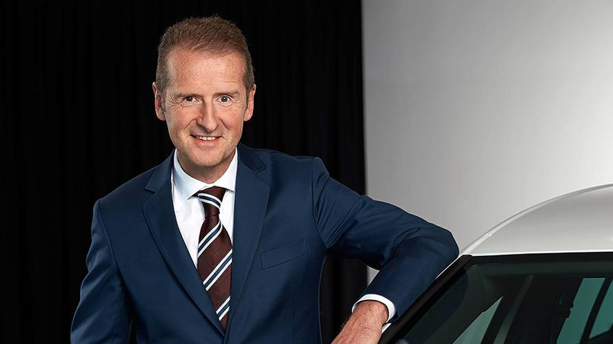 VW Group Names New CEO, Restructures Brands