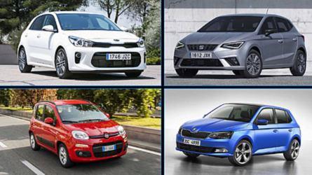 7 coches nuevos y baratos... ¡que cuestan menos de 10.000 euros!