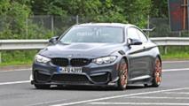 2019 BMW M4 GTS spy photos