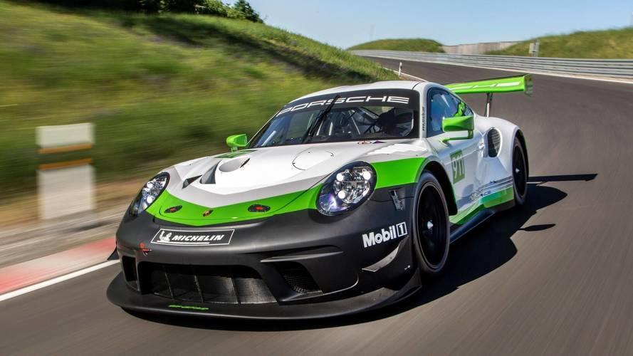 Porsche 911 GT3 R (2019) - Façonnée pour la course