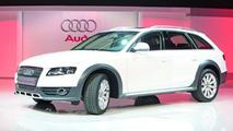 2010 Audi A4 AllRoad Quattro in Geneva