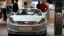 Protoscar LAMPO All-wheel-drive EV concept at Geneva