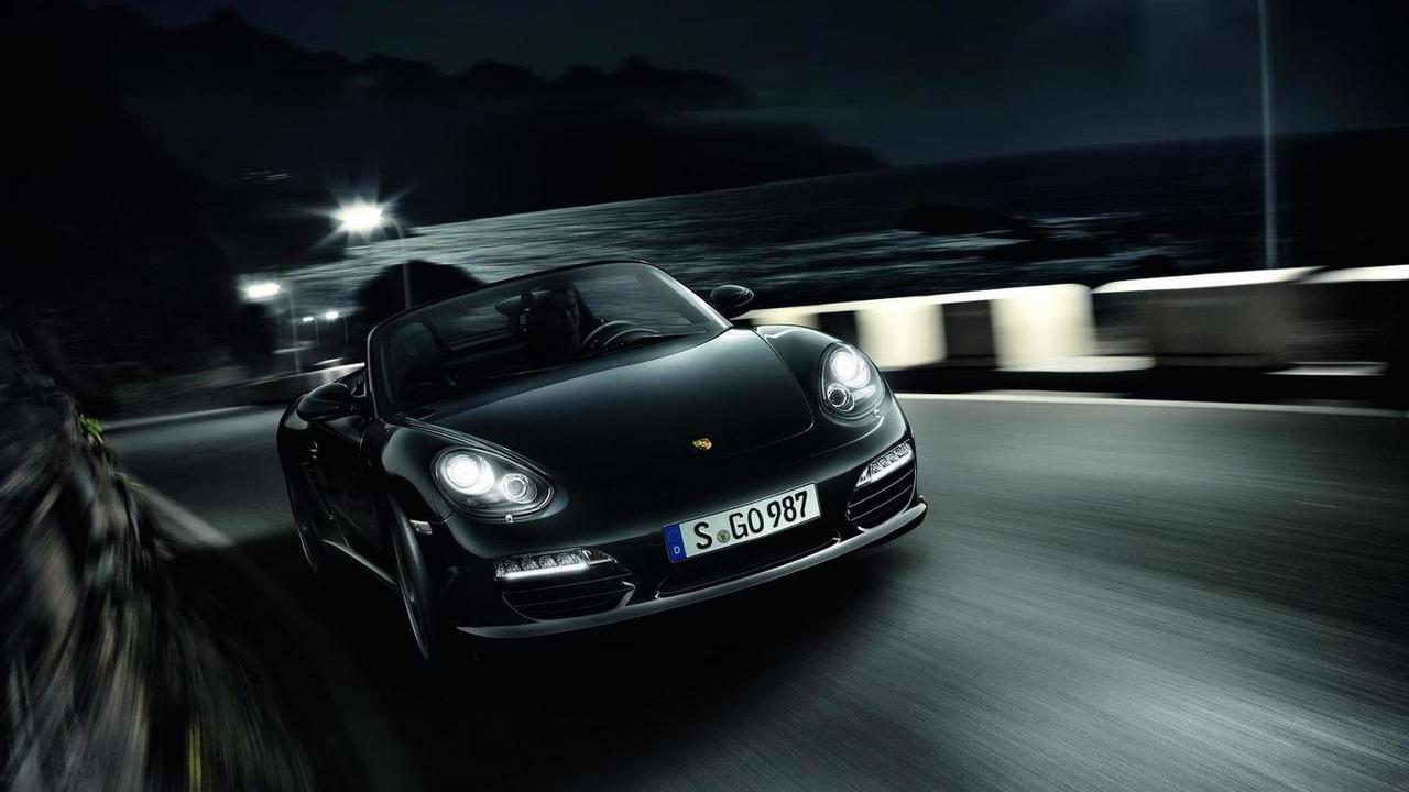 Porsche Boxster S Black Edition 02.02.2011