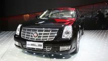 2011 Cadillac SLS Unveiled (Chinese Spec)