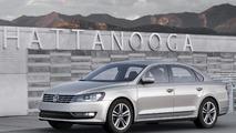 2012 Volkswagen Passat (North America) - 1.9.2011