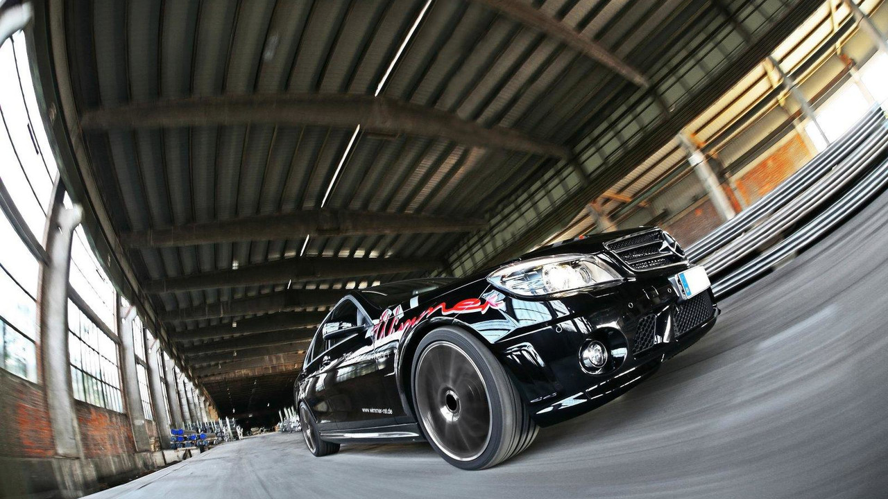 Mercedes-Benz C-Class C63 AMG by Wimmer RST 09.11.2010