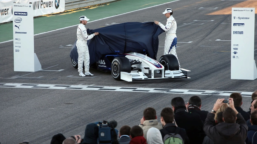 No plans yet for 2011 common car launch - Whitmarsh
