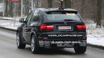 BMW X5 M Spied in the Streets of Munich