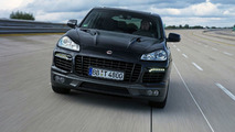 TECHART Fullsize-SUV speed record with Porsche Cayenne Turbo