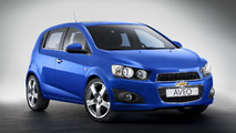 Chevrolet Aveo production version