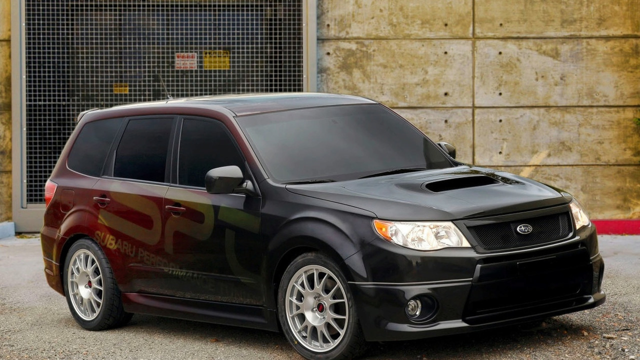 Subaru Forester XTI Concept