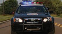 2011 Chevrolet Caprice Police Patrol Vehicle 27.07.2010