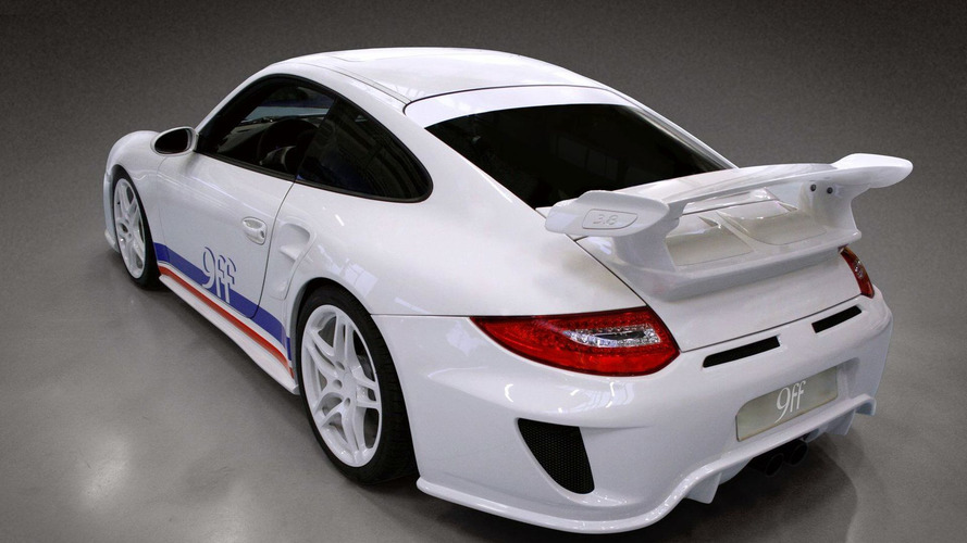 9ff GTurbo Conversions Up to 1000hp for Porsche 997 GT3 and GT3 RS