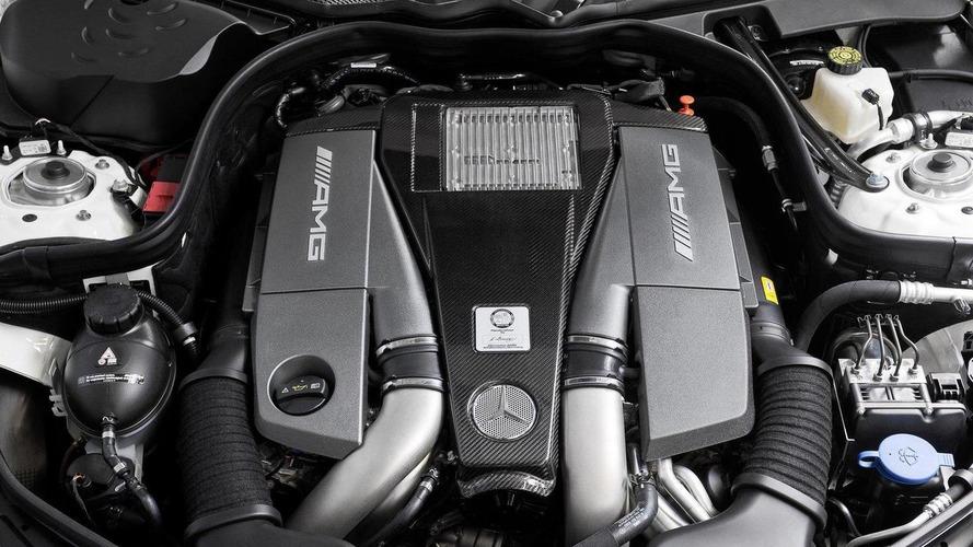 Official: Mercedes E 63 AMG gets new AMG 5.5-liter V8 biturbo engine
