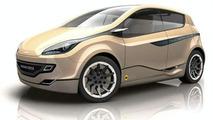 Magna Steyr MILA EV concept - low res