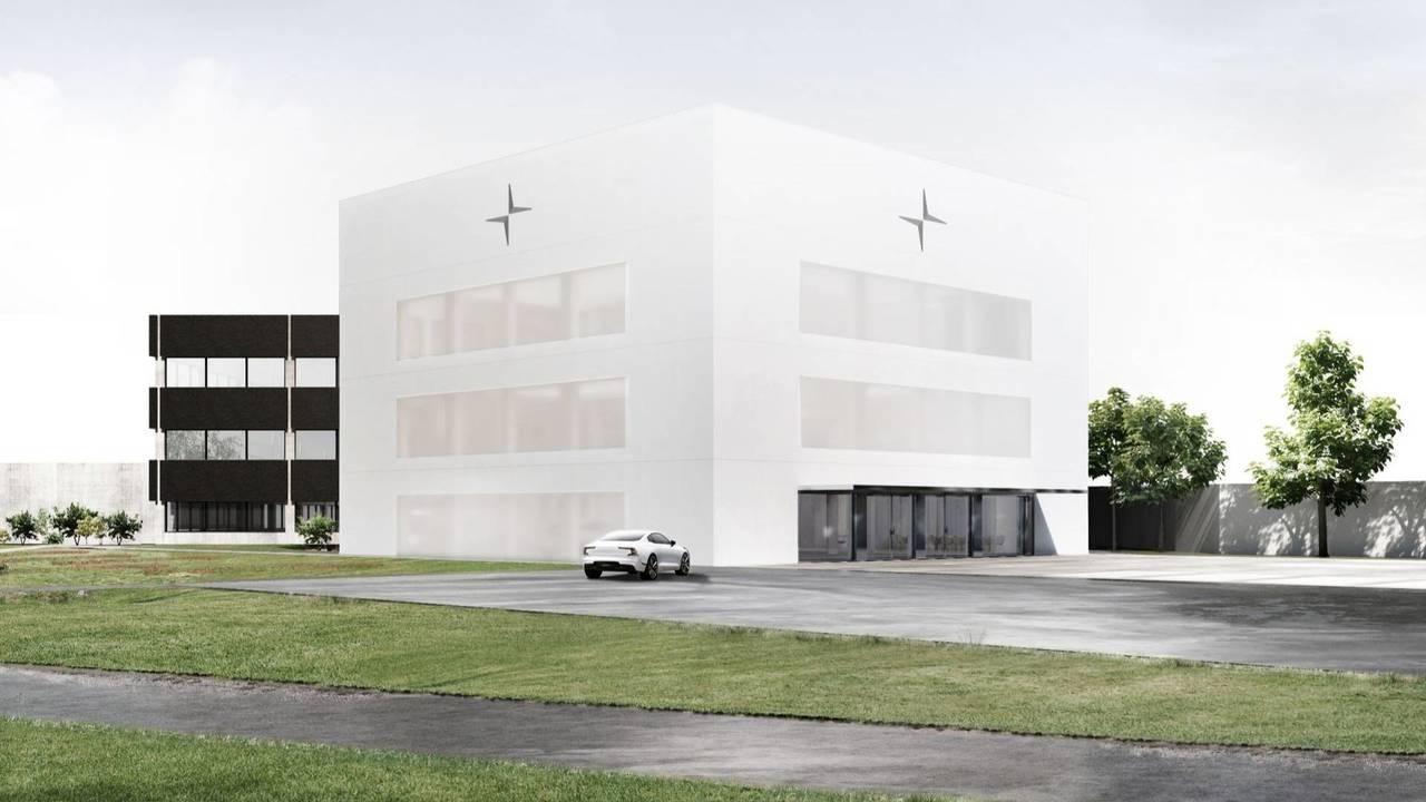 Polestar's new headquarter