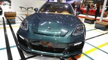 Techart Porsche Panamera Sport Turismo at the 2018 Geneva Motor Show