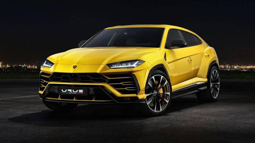 Lamborghini Urus'a talebin beklenenden fazla olduğu açıklandı