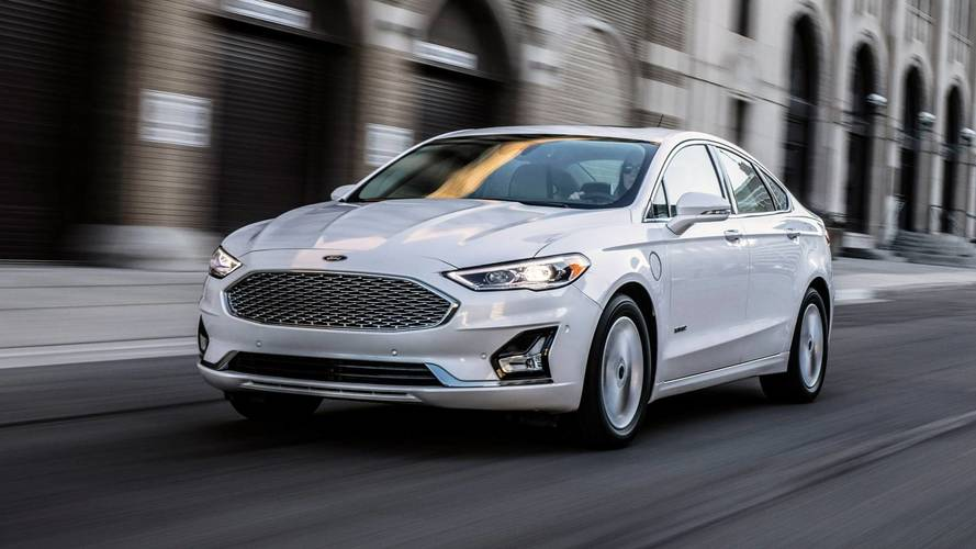 2019 Ford Fusion Gets Price Bump, But It's Actually Better Value