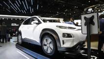 Hyundai Kona Electric - Genfi Autószalon 2018