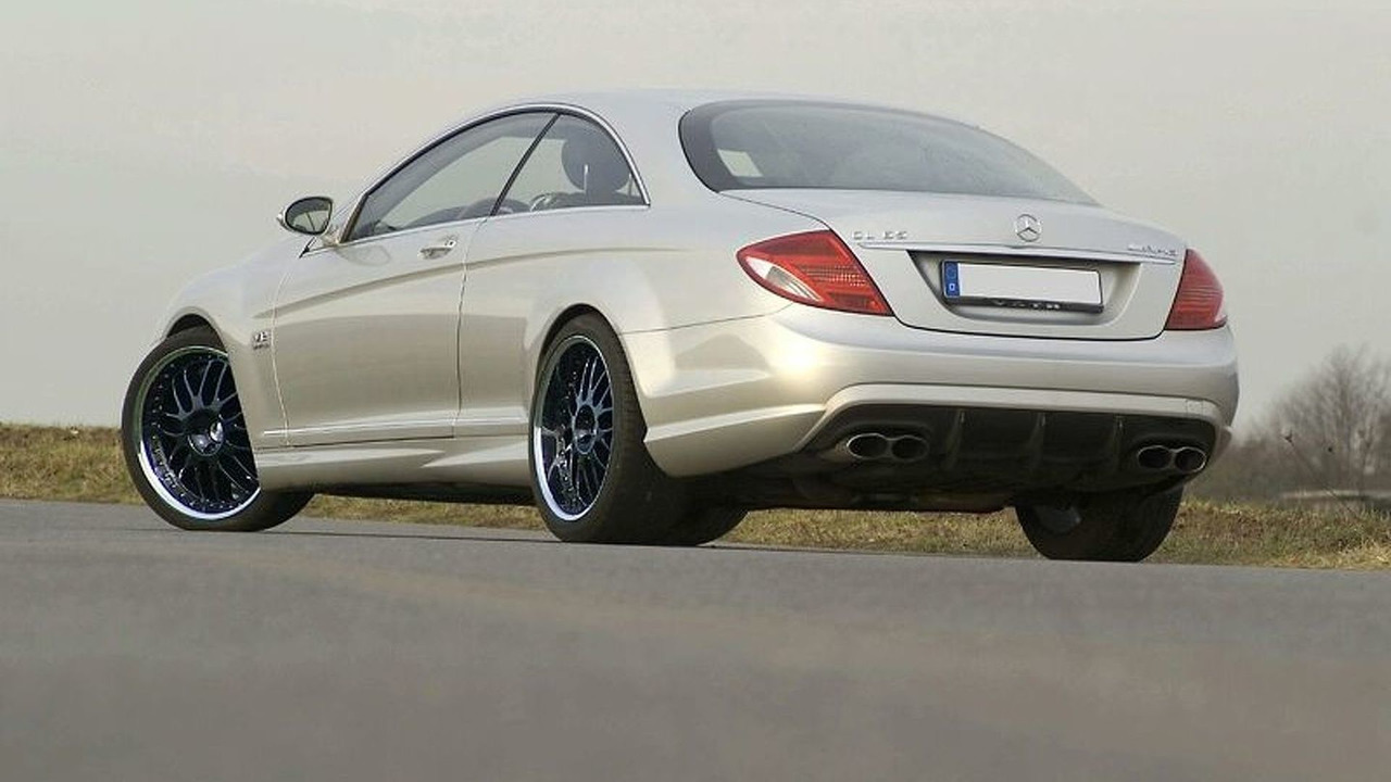 CL 65 AMG by Vath