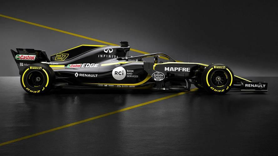 El equipo Renault y LaLiga española firman un acuerdo de patrocinio