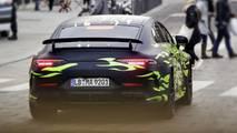 Mercedes-AMG Four-Door GT Coupe teaser