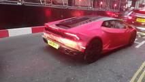 Swarovski kristalli Lamborghini Huracan