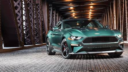 Very First 2019 Ford Mustang Bullitt Heads To Auction