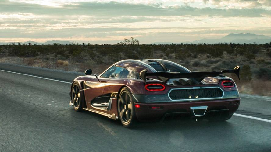 Seven supercars faster than an F1 car