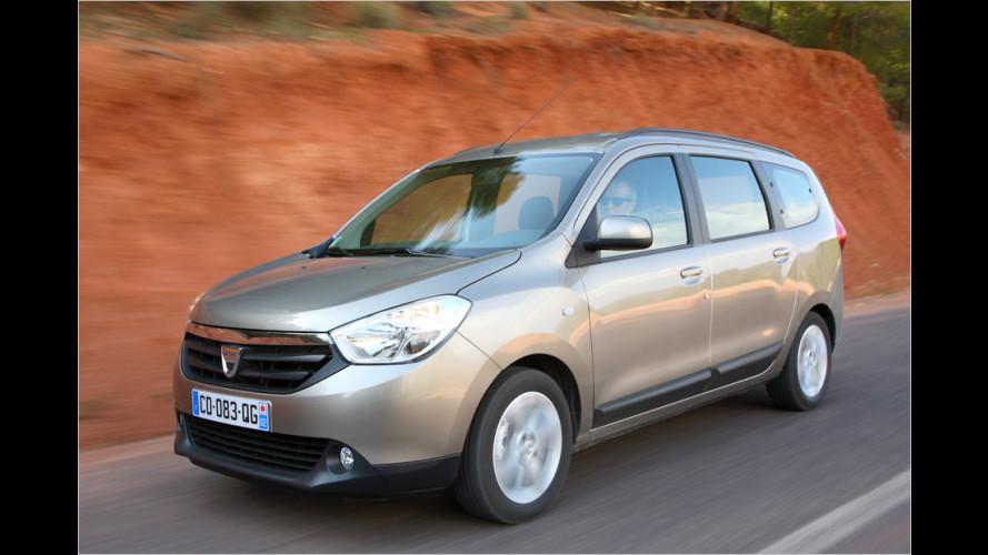 Maxi-Auto zum Mini-Preis