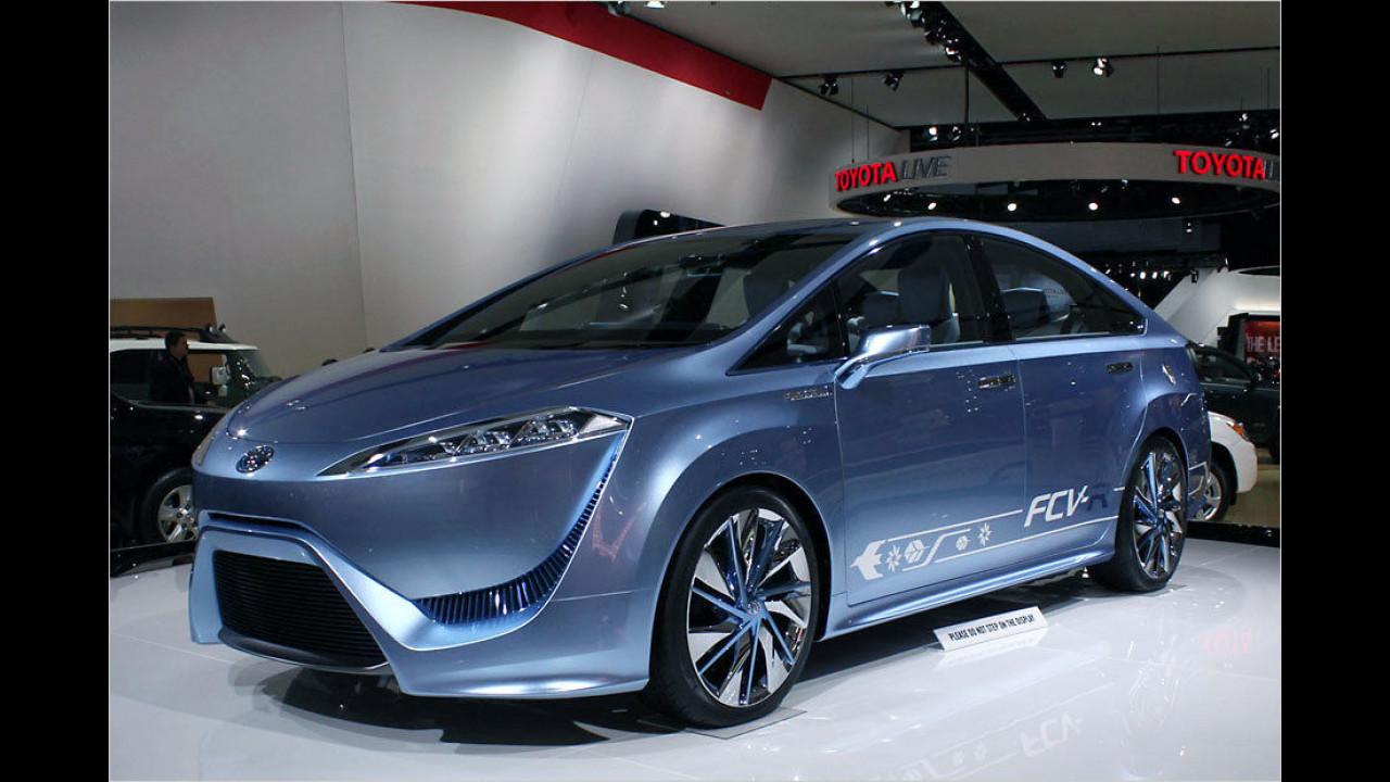 Toyota FCV-R (Detroit 2012)
