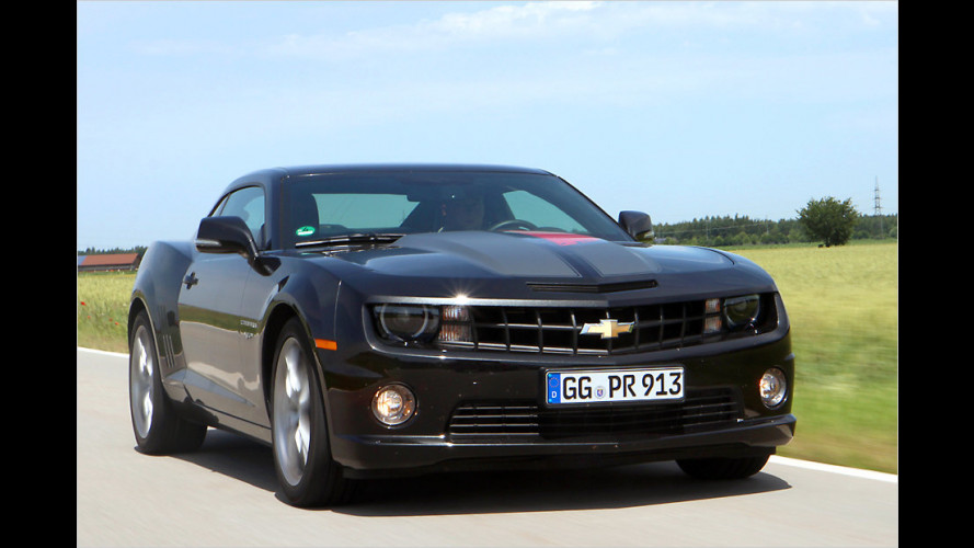Muscle Car mit Handicap?