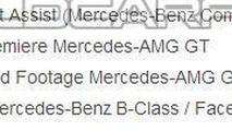 Mercedes B-Class leak