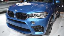 2015 BMW X6 M at Los Angeles Auto Show